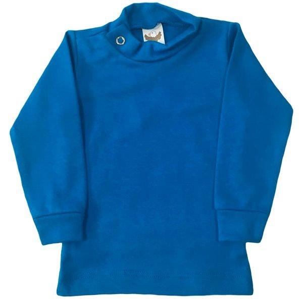 Blusa Bebê De Ribana Azul Royal