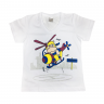 Camisa Infantil Branco C. Canaã