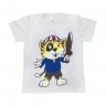 Camisa Infantil Branca - C. Canaã