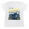 Camisa Infantil Branco Motor - C. Canaã