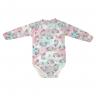 Body Infantil  Boucle Unicórnio Pink - C. Canaã