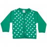Cardigã Bebê Urso Verde Escuro - Dino Kids
