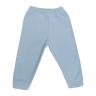 Calça Bebê De Soft  Azul - C. Canaã