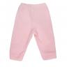 Calça Bebê De Soft  Rosa - C. Canaã