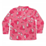 Blusa Bebê De Soft Unicórnio Pink - C. Canaã