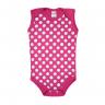 Body Bebê Nuvem Pink - Dino Kids