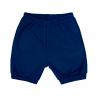 Shorts Bebê Coelho Marinho - Dino Kids