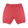 shorts bebe estrela coral dino kids