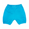 shorts bebe peixes azul dino kids