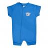 macacao curto bebe de suedine abertura de ziper royal tigre vestir com amor