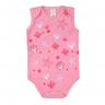 body bebe estrela rosa dino kid
