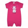 macacao bebe cute pink dino kids