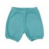 shorts bebe abacaxi turquesa dino kids