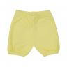shorts bebe fun amarelo dino kids