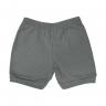 shorts bebe cinza marinheiro vestir com amor png