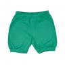 shorts bebe pagao envelope verde dino kids