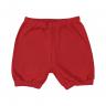 shorts bebe pagao envelope vermelho dino kids