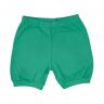 shorts bebe happy day verde dino kids