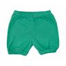 shorts bebe marinheiro verde dino kids