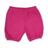 shorts bebe coelho pink dino kids