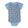 body bebe pagao tigre azul vestir com amor
