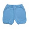 shorts bebe pagao envelope azul dino kids