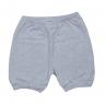 shorts bebe pagao envelope mescla dino kids