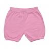 shorts bebe frutas rosa dino kids