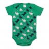 body bebe pagao envelope dinossauro verde dino kids