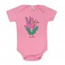 body bebe pagao envelope flamingo rosa dino kids