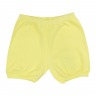 shorts envelope dog amarelo dino kids