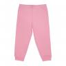 calca infantil panda rosa vestir com amor