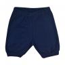 shorts bebe pagao envelope love marinho dino kids
