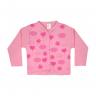 cardiga coelho rosa vestir com amor