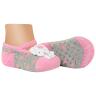 meias fun socks com pelucia de cachorro mescla winston