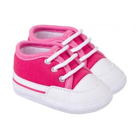 tenis bebe feminino pink keto baby