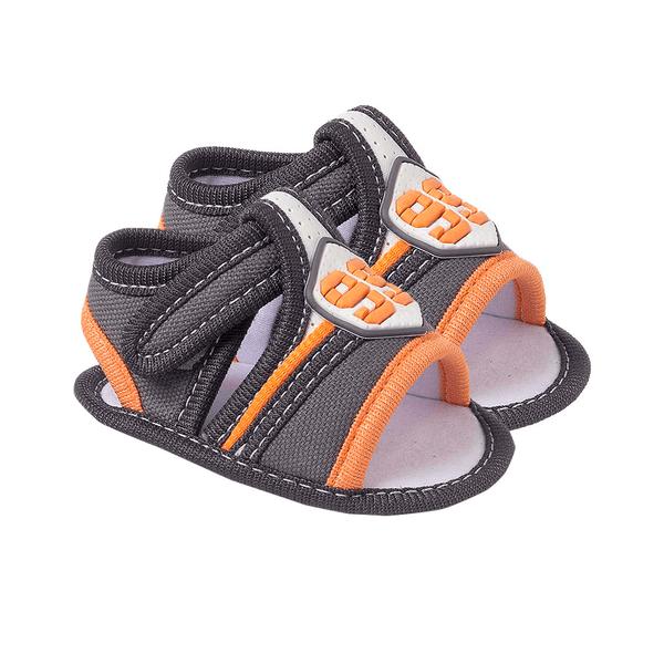 sandalia bebe masculino chumbo keto baby