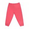 calca bebe pagao urso coral e rosa vestir com amor