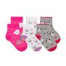 kit 3 meias fun socks nuvem pink winston