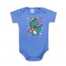 body bebe pagao dinossauro royal e marinho vestir com amor