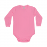 body bebe pagao energy up rosa vestir com amor