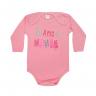 body bebe avulso de ribana mamae rosa c canaa