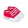 tenis bebe masculino vermelho keto baby