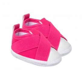 tenis bebe pink feminino keto baby