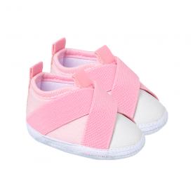 tenis bebe rosa feminino keto baby
