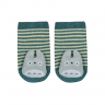meias fun socks com pelucia de coruja verde nicecotton