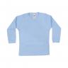 blusa bebe azul c canaa