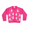 cardiga coracao pink vestir com amor