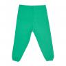 calca raposa verde e mescla vestir com amor