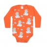 body bebe pagao envelope urso balao laranja dino kids